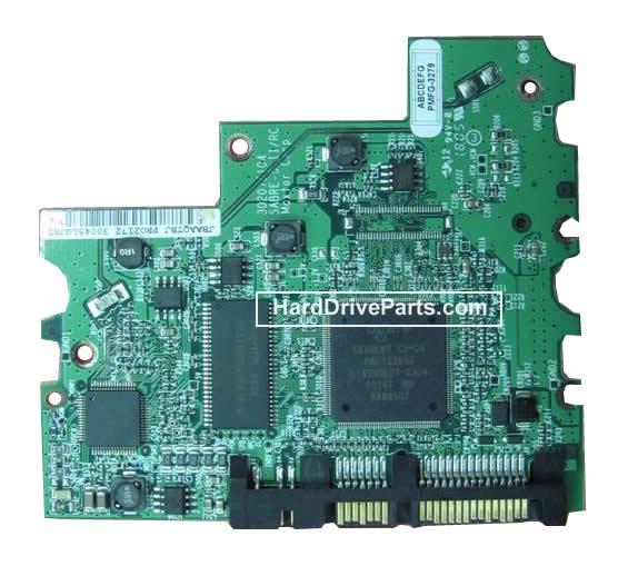 040123900 Maxtor Harde Schijf PCB Printplaat