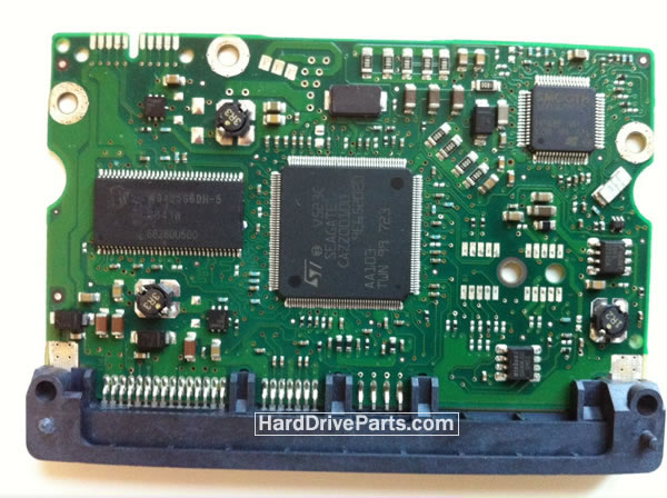 100466725 Printplaat Harde Schijf PCB Seagate STM3500320AS
