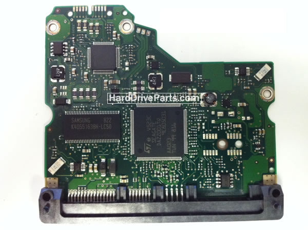 100466824 Printplaat Harde Schijf PCB Seagate ST3750630AS