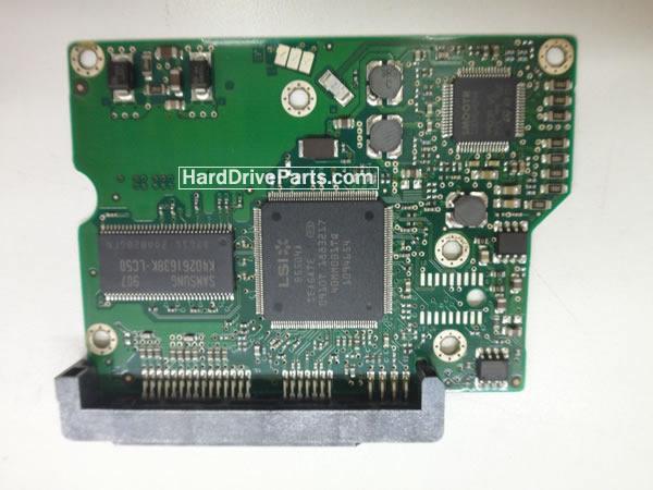 STM3320614AS Seagate Harde Schijf PCB Printplaten 100504364