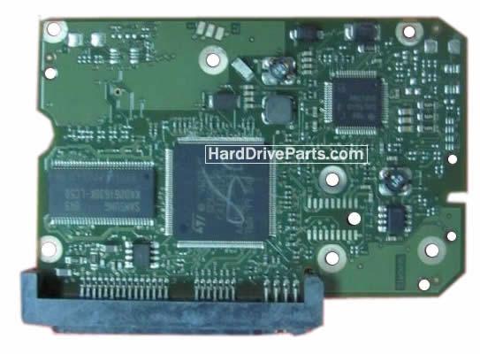 ST3500418AS Seagate Harde Schijf PCB Printplaten 100517995