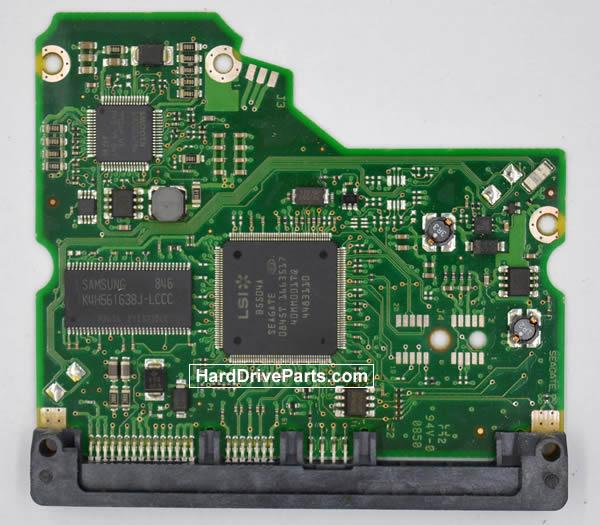 ST31000533CS Seagate Harde Schijf PCB Printplaten 100530756