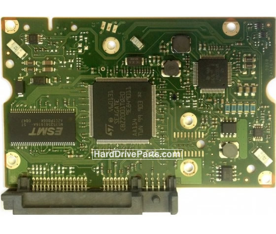 100533173 Printplaat Harde Schijf PCB Seagate ST32000540AS