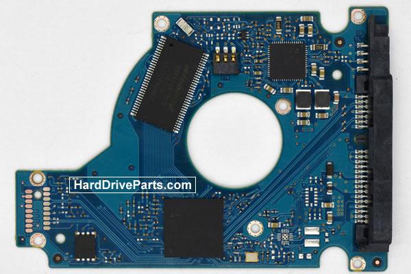 Seagate ST9640322AS Hard Disk Printplaat 100564667