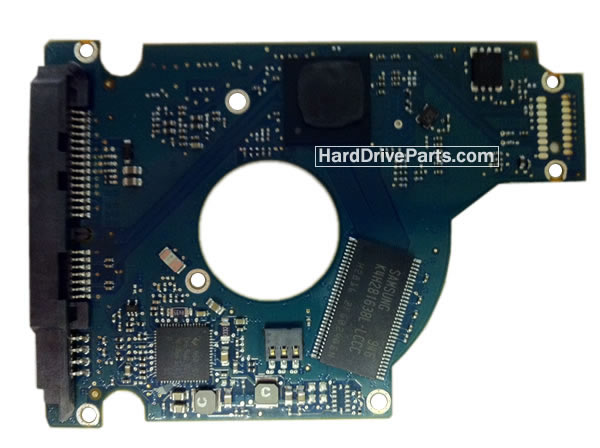 100565308 Printplaat Harde Schijf PCB Seagate ST9160412AS