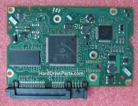 100579470 Printplaat Harde Schijf PCB Seagate ST3500511AS