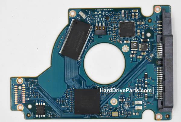 Seagate ST9640320AS Hard Disk Printplaat 100588318