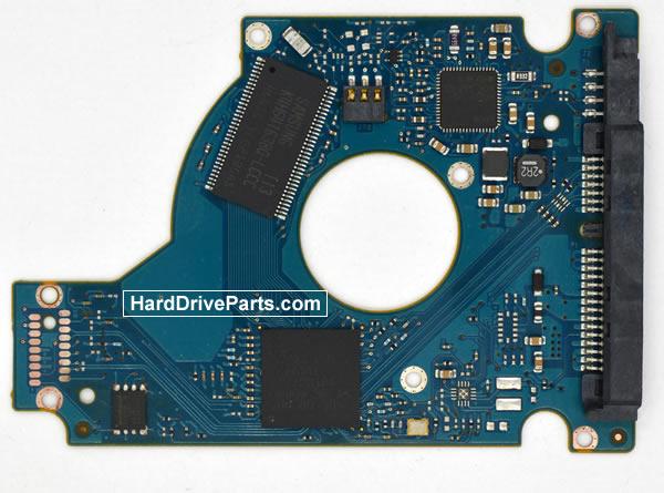 Seagate ST9500320AS Hard Disk Printplaat 100588584