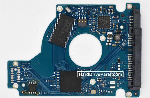 Seagate ST9500320AS Hard Disk Printplaat 100603256