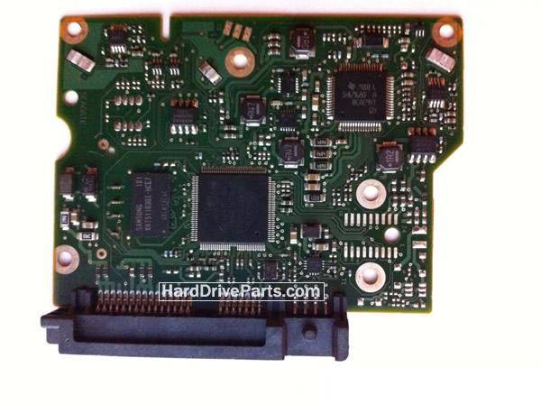 ST3000DM001 Seagate Harde Schijf PCB Printplaten 100645422