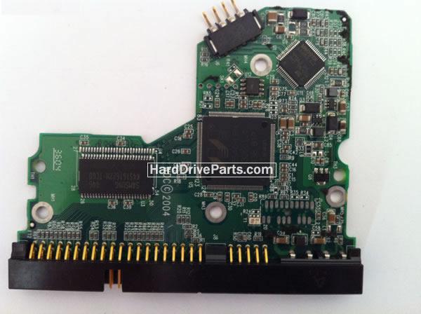 WD800BB Western Digital Harde Schijf PCB Printplaten 2060-001292-000