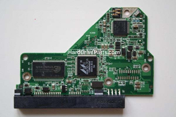 2060-701444-004 REV A / REV P1 / REV P2 WD Harde Schijf PCB Printplaat