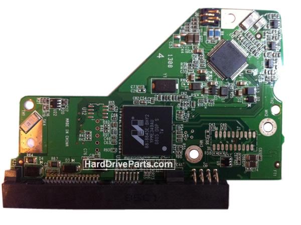 2060-701567-000 REV A / REV P1 / REV P2 WD Harde Schijf PCB Printplaat