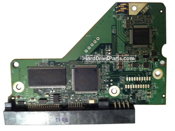 2060-771698-002 Printplaat Harde Schijf PCB WD WD20EADS
