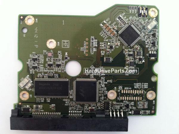 2060-771716-001 REV A / REV P1 / REV P2 WD Harde Schijf PCB Printplaat