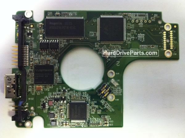 2060-771737-000 REV A / REV P1 / REV P2 WD Harde Schijf PCB Printplaat