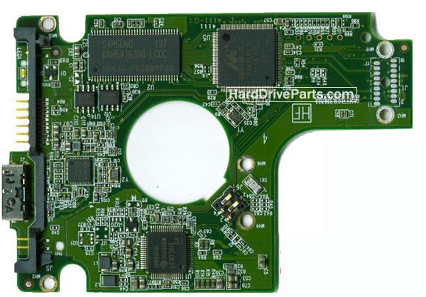 2060-771761-001 REV A / REV P1 / REV P2 WD Harde Schijf PCB Printplaat