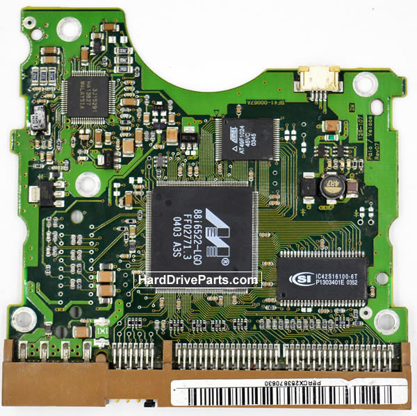 BF41-00067A Samsung Harde Schijf PCB Printplaat