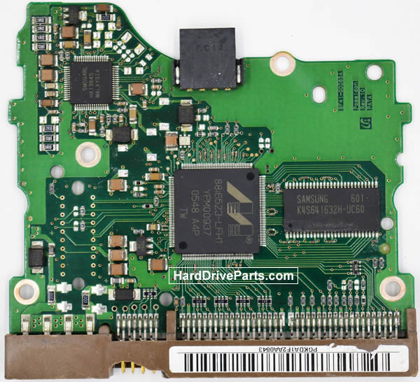 BF41-00085A Samsung Harde Schijf PCB Printplaat