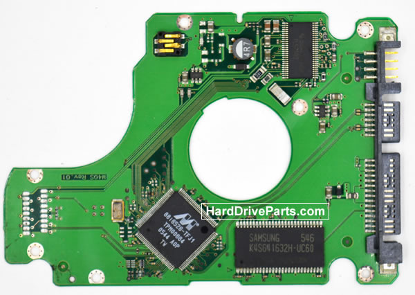 BF41-00098A Samsung Harde Schijf PCB Printplaat
