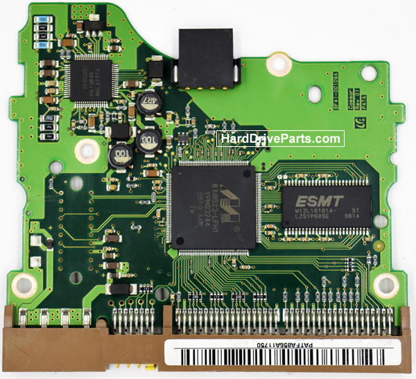 BF41-00109A Samsung Harde Schijf PCB Printplaat