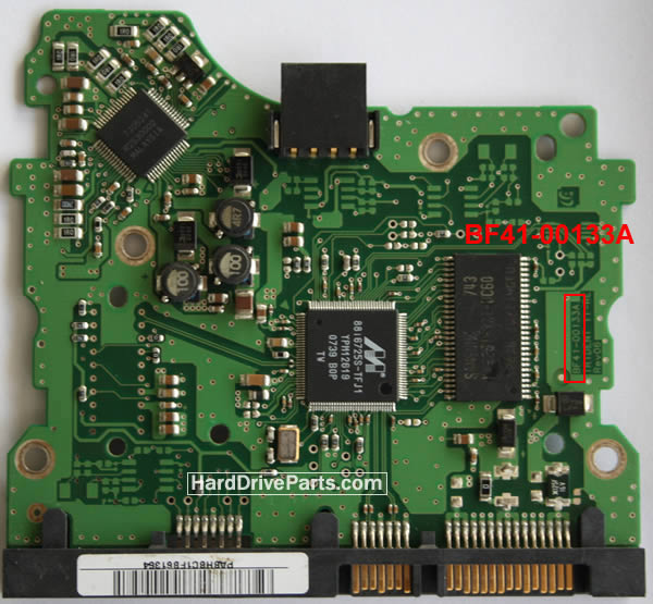 BF41-00133A Samsung Harde Schijf PCB Printplaat