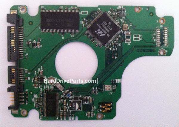 BF41-00157A Samsung Harde Schijf PCB Printplaat