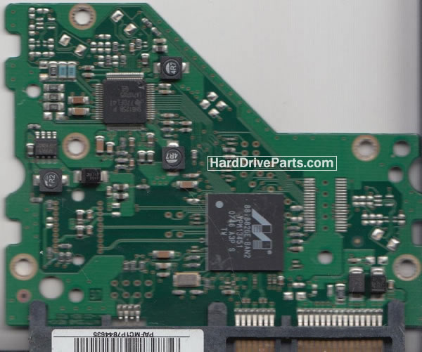 BF41-00185A Samsung Harde Schijf PCB Printplaat