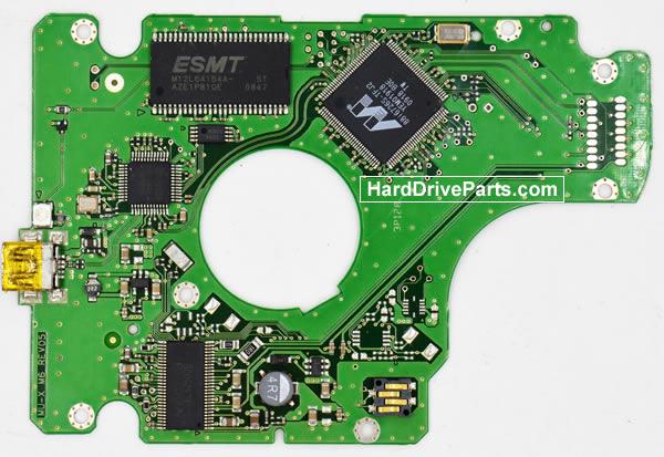 Samsung HM320JX Hard Disk Printplaat BF41-00235B