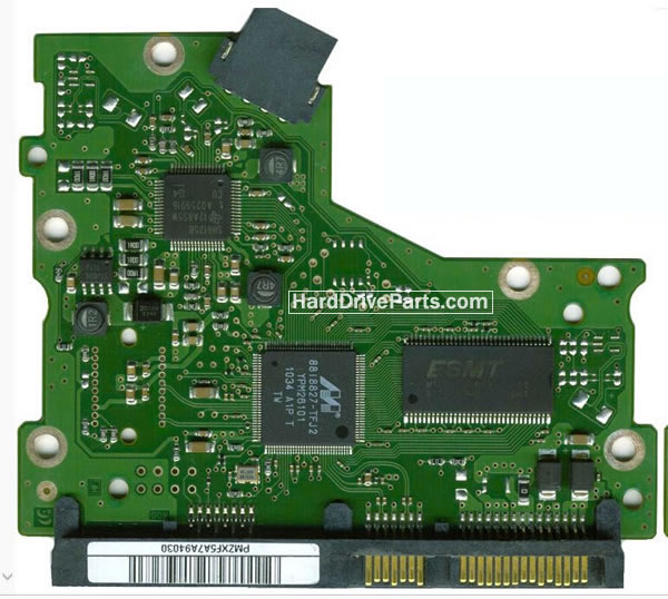 BF41-00283A Samsung Harde Schijf PCB Printplaat