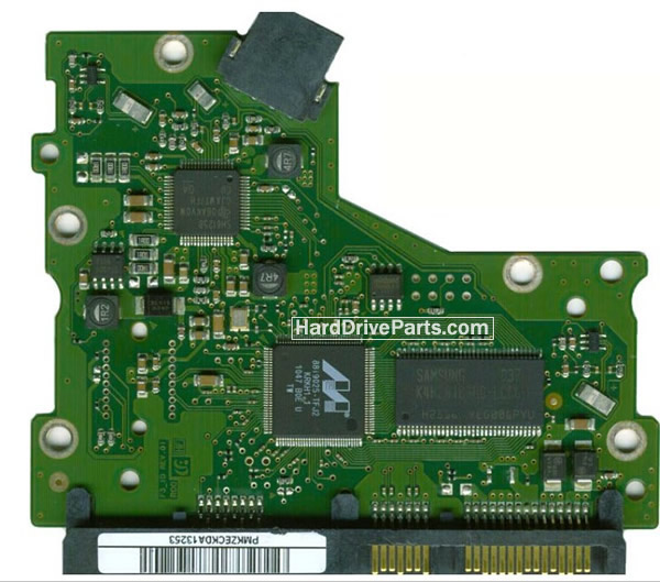 BF41-00302A Samsung Harde Schijf PCB Printplaat