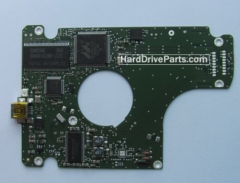 BF41-00309A Samsung Harde Schijf PCB Printplaat