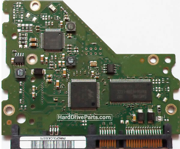 BF41-00314A Samsung Harde Schijf PCB Printplaat