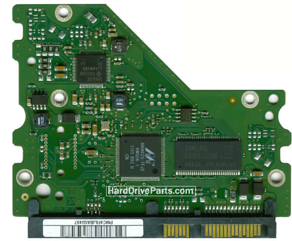 BF41-00353A Samsung Harde Schijf PCB Printplaat